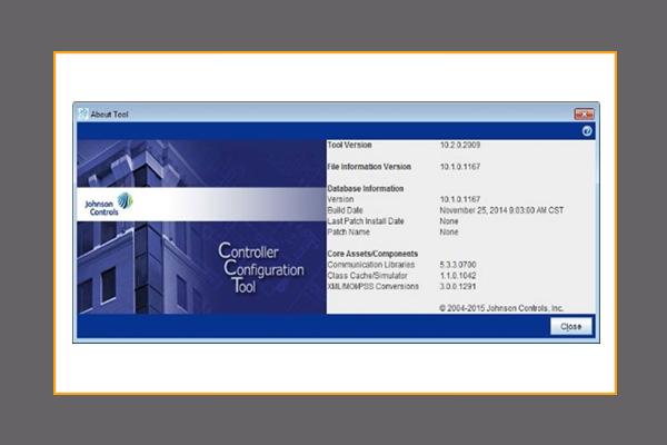 控制器配置工具CCT10.2